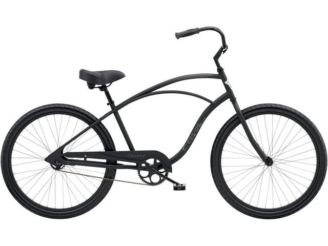 """Electra Cruiser 1 - Vélo de ville Homme - 26"""" noir"""